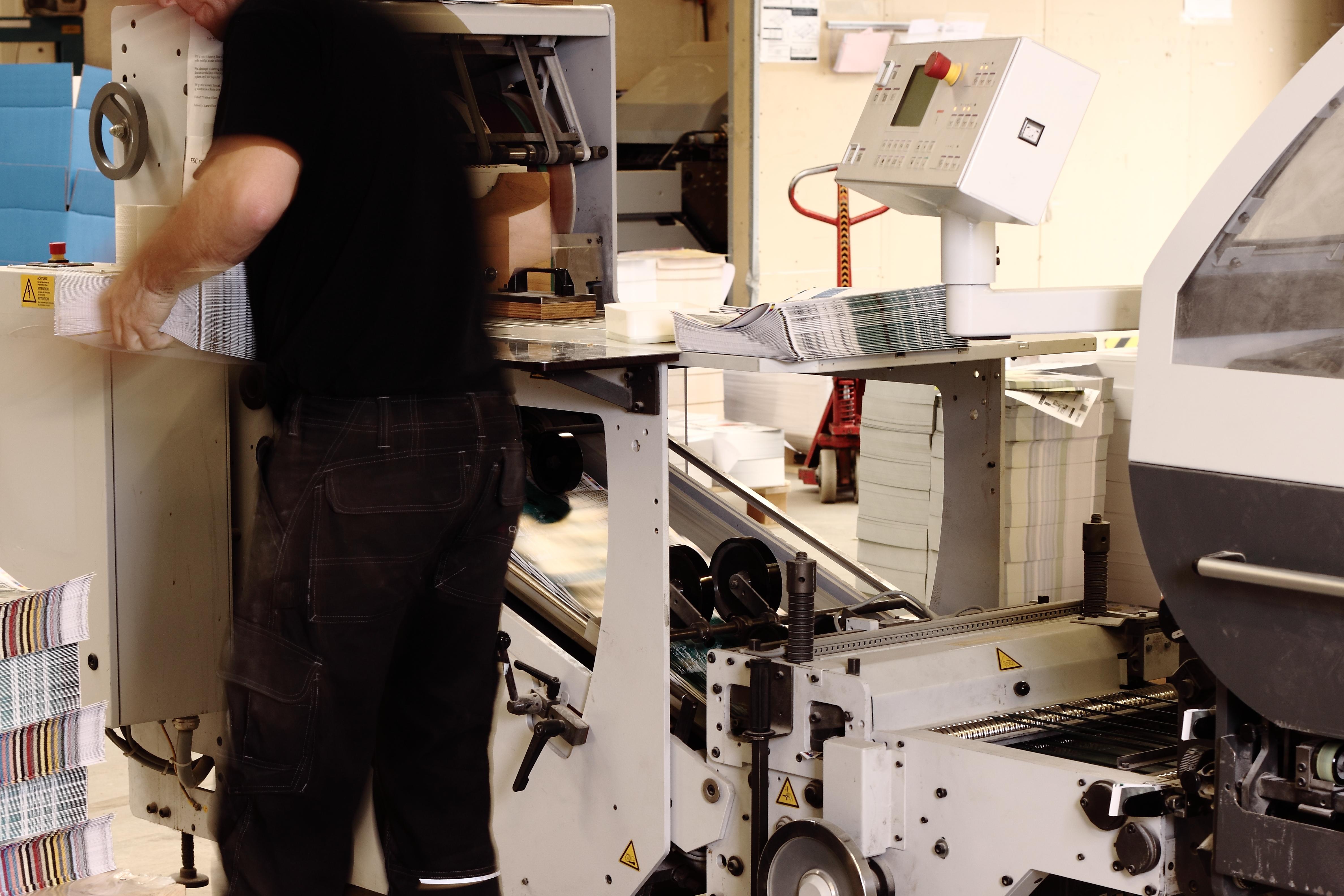 Officielt pressemateriale - LaserTryk.dk